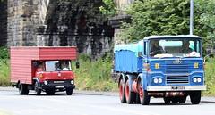 GUY Big J 6x4 Tipper LYB385E Frank Hilton MG_4574 (Frank Hilton.) Tags: classic trucks lorry bus car vintage truck commercial eight wheeler heavyhaulagestgocat123 classiccommercialvehicles lorries vans buses