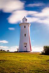 Devonport Lighthouse (Matthew Post) Tags: tasmania devonport lighthouse longexposure canon 6d matthew post matthewpost