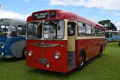 200 APB (markkirk85) Tags: alton bus rally 2016 buses aec reliance burlingham safeguard coaches new guildford 1956 200 apb 200apb