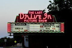 The Last Drive In Picture Show (Rob Sneed) Tags: texas gatesville sign neon vintage thelastdriveinpictureshow driveinmovie movies entertainment family popcorn americana texana highway36 small town usa pictureshow