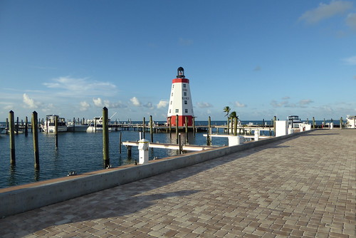 Faro Blanco Lighthouse