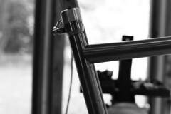 Junctions (44 Bikes) Tags: 44bikes custombicycle huntsman framebuilding titanium