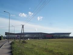 Lotnisko - Airport - Gdask - Danzica - Danzig -  -  -  -  - Poland (altotemi) Tags: lotnisko airport gdask danzica danzig     poland