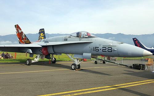 C.15-41/15-28 F-18 Zeltweg 3-9-16