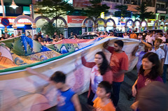 Wesak @ Brickfields (horsoon) Tags: wesak brickfields parade