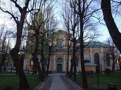 DSCF3865 (ferenc.puskas81) Tags: church europa europe sweden stockholm maria may chiesa 2009 magdalena stoccolma maggio kyrka svezia