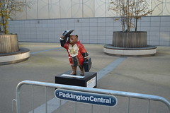 PaddingtonCentral (CoasterMadMatt) Tags: bear plaza city autumn england sculpture 3 london art english fall water westminster canal model nikon december mayor britain no central models exhibit basin number trail paddington british network sculptures waterside artworks 2014 paddingtonbear canalside nikond3200 paddingtonbasin number3 capitalcity no3 cityofwestminster d3200 costain paddingtoncentral december2014 coastermadmattphotography themayorofpaddington paddingtontrail canalsideplaza thepaddingtontrail paddingtonbeartrail mayorofpaddington paddingtonwatersideandcostain