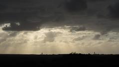 Inselskyline Wangerooge (rambling shorebird) Tags: clouds wolken insel northsea nordsee friesland wattenmeer wangerooge waddensea nordseeinsel