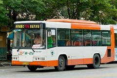 小小巴士/Little Bus (KAMEERU) Tags: guangzhou bus public transportation gz6830sl1