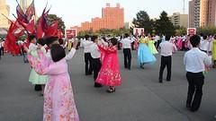Mass Dance with sound !! (multituba) Tags: music monument dance northkorea pyongyang dprk massdance