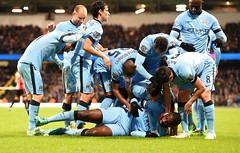 City 3-2 Sunderland: Match shots (Manchester City Official) Tags: uk manchester fulllength