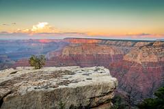 Grand Canyon at Dusk (hlawrance82) Tags: sunset evening dusk grandcanyon
