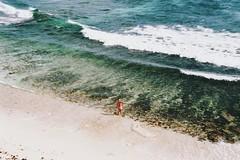 . (Careless Edition) Tags: bali film beach water indonesia sand photograhy nusalembongan oceam dreambeach