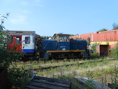 R2D4 (ee20213) Tags: industrial scrapyard shunter 040 dieselhydraulic cfbooth r2d4 boothsscrapyard boothsrotherham