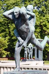 Oslo Vigelandsparken (liviob) Tags: oslo vigelandsparken europa sculture scandinavia statua viaggio norvegia vigeland