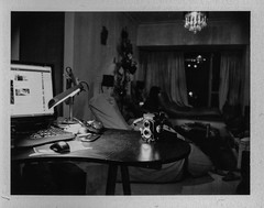 Sample photo of Fuji FP-3000B by Graflex XL + Carl Zeiss 80mm F2.8 Planar Synchro-Compur (kelvintkn) Tags: city blackandwhite bw film mediumformat hongkong asia fuji rangefinder indoor modular filmcamera manualfocus f28 graflex planar lightroom 80mm packfilm carlzeiss instantfilm primelens 3000iso fujifp3000b synchrocompur graflexxl dfine2 sharpenerpro3 silverefexpro2 carlzeiss80mmf28planarsynchrocompur
