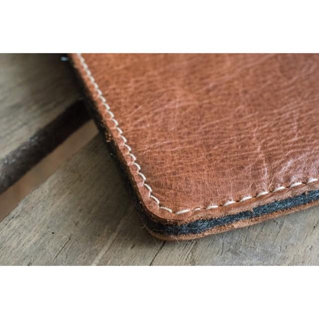 RUM DIARY | The New MacBook | Handmade | Bespoke | Organic Leather Sleeve | #MacBook #theNewMacBook