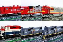 Trains of 2014