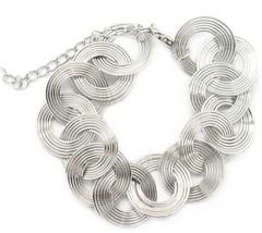 5th Avenue Silver Bracelet P9112A-5