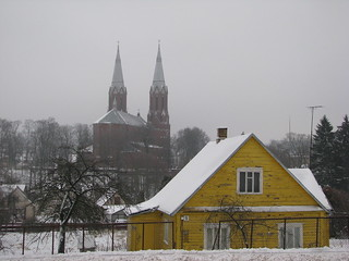 Anyksciai (Lituanie)