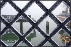 Ponte dei Padri Cavanis (Carlo Pagan_Photo) Tags: sea cold ice water mare lagoon finestra laguna acqua freddo ghiaccio windpw