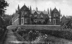 Ilkley Hospital and Convalescent Home (robmcrorie) Tags: history home hospital patient health national doctor nhs service british nurse healthcare ilkley convalescent