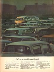 1964 Volkswagen Station Wagon Advertisement Life Magazine April 10 1964 (SenseiAlan) Tags: life station magazine volkswagen wagon 10 advertisement april 1964