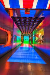 Beatles Hallway Aglow