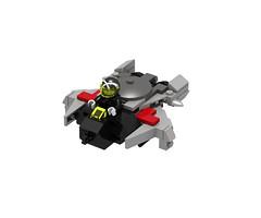 Microfighter Gladiator (turbokiwi) Tags: fighter ship lego space chibi mini gladiator microfighter starcitizen