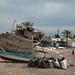 Djibouti - Tadjoura, seafront