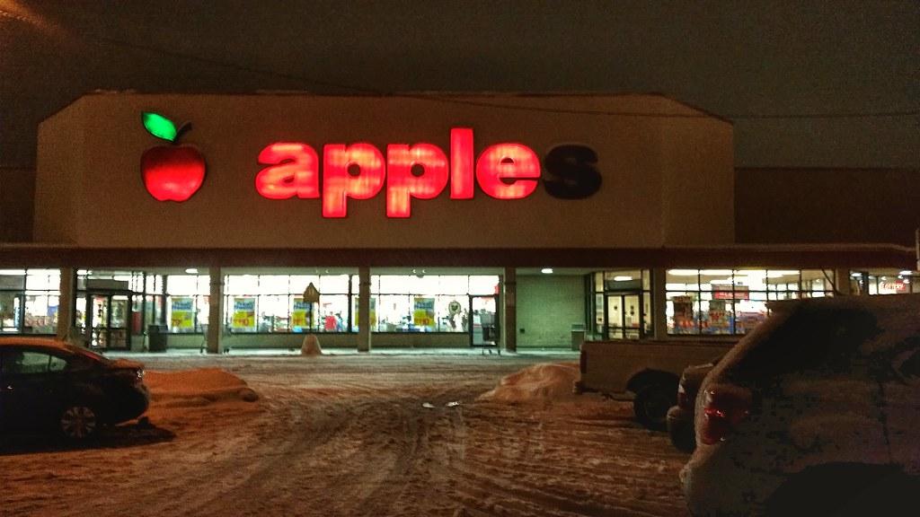 Apples Market Lorain County Ohio