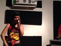 Dely Underap (rapfemenino) Tags: girl female del la mujer chica mc spanish espanol hiphop hip hop rap mujeres rapper barrio dely diosa femenino emcee rapera femcee underap rapfem