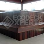 Deck Hidromassagem Quadrada - 008