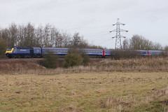 Photo of First Great Western 43162 - Swindon
