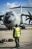 The RAF Takes Possession of its Second A400M at RAF Brize Norton (RAF Brize Norton) Tags: b plane force aircraft air transport flight 206 royal first aerial norton cargo seville landing worldwide strip airbus atlas delivery 24 arrival strategic airborne 70 freight raf squadron tactical sqn xxiv brize a400m lxx
