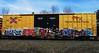 TBOX 661961 (timetomakethepasta) Tags: train graffiti boxcar freight circ tbox upsk