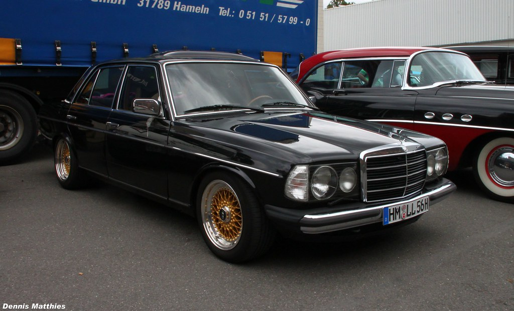 The world 39 s best photos of roofrack and vintage flickr for Mercedes benz germany careers