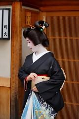 (nobuflickr) Tags: japan kyoto maiko geiko   korin     miyagawachou     20160609dsc02348