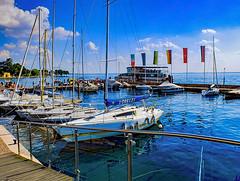 Garda Lake - Bardolino (RONALD MENTI) Tags: gardalake lagodigarda bardolino veneto italia italy