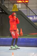 A37W7455 (rieshug 1) Tags: speedskating schaatsen eisschnelllauf skating worldcup isu juniorworldcup worldcupjunioren groningen kardinge sportcentrumkardinge sportstadiumkardinge kardingeicestadium sport knsb ladies dames 500m