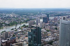 Frankfurt_Ausblick Maintower 2016 (7) (mheckerle) Tags: frankfurt stadt city 2016 architektur architecture view maintower panorama