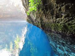 Melissani Cave, Kefalonia (Gaz n Nic) Tags: greece kefalonia cephalonia melissanicave melissanilake cave lake stalagmite stalactites