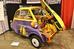 2016 Grand National Roadster Show (USautos98) Tags: 1958 bmw isetta lakers grandnationalroadstershow gnrs pomona california