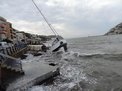 Porto Bello (Lachezar G.) Tags: portobellaport andratxpuerto andratx boat barco yate tormenta storm sea mar