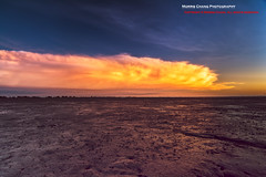 Fangyuan, Taiwan  ( (Morris)) Tags: ocean blue sunset red orange cloud green nikon outdoor              d7100