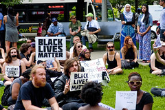 Black Lives Matter Chicago July 11 2016 4855 (www.cemillerphotography.com) Tags: march illinois downtown cops rally protest police milleniumpark africanamericans blacks racism genocide brutality racist integration shootings disposable apartheid murders separation exclusion segregation prejudice whitesupremacy minorities racialprofiling massincarceration