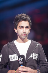 Pankaj Advani (dAzEd n' cOnfUsEd) Tags: prokabaddi starsports sportsphotography sports action bangalore umumba japiurpinkpanthers prokabaddiseaon4 kabaddi sreekanteervastadium people portraits pankajadvani billiards