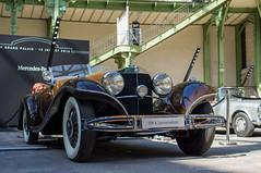 500 K Luxusroadster (eLane Cars) Tags: mercedes benz mercedesbenz cars car supercars classic classiccars paris grandpalais grand palais 2016 july bellestoiles