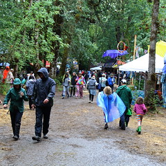 OCF 2016 Sunday (dsgetch) Tags: ocf oregoncountryfair ocfexternalsecurity hippiefestival hippies mud