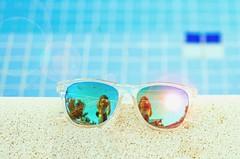 Whatever Glasses!!! (Cristina_Brelery) Tags: summer selfie autorretrato selfportrait reflections sun gafas glasses whateverglasses 7dwf